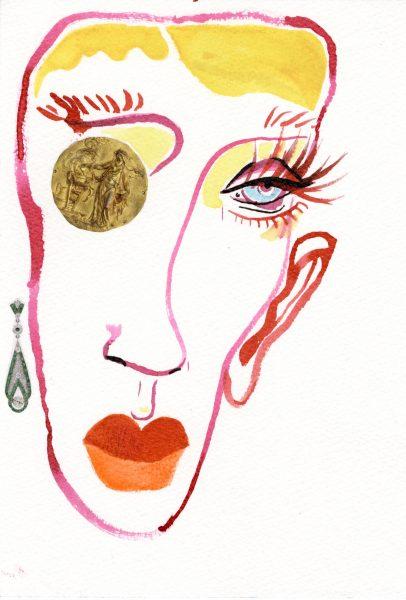 Fink portrait (personal work)
