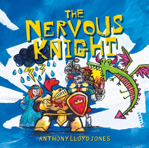 The Nervous Knight front cover