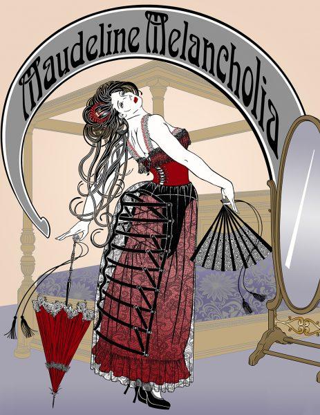 Maudeline Melancholia 2