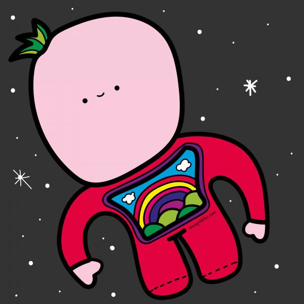 Space Rainbows