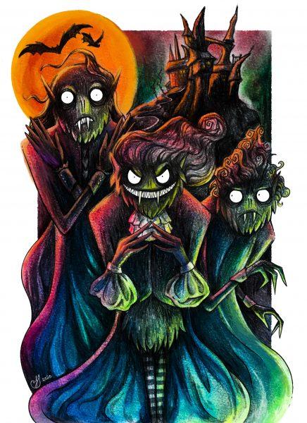 The Children of the Night instagram