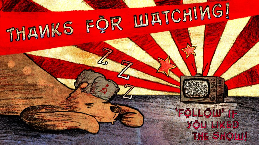 Real Soviet Bear Twitch outro