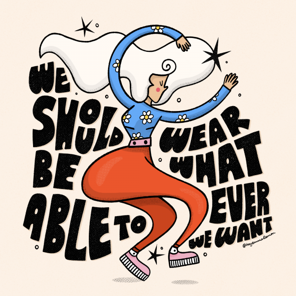 Wear What We Want