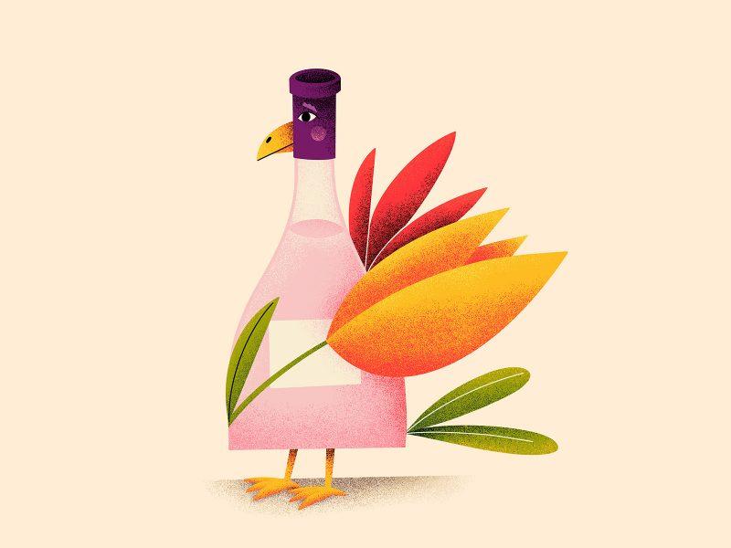 Bottle bird