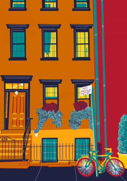 Red Brick Street