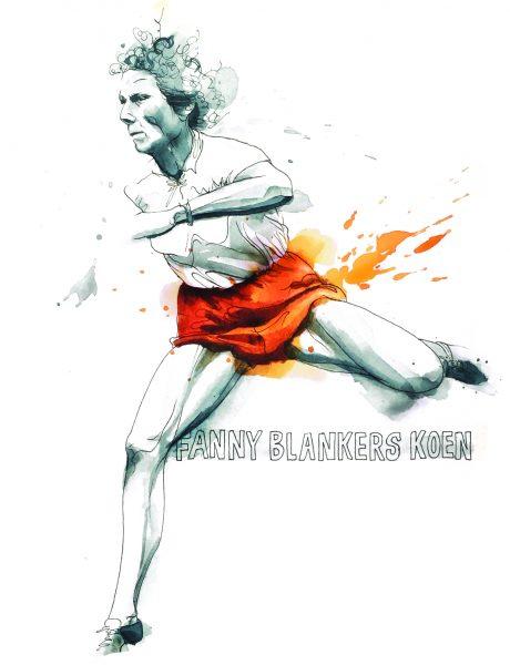 Fanny Blankers-Cohen