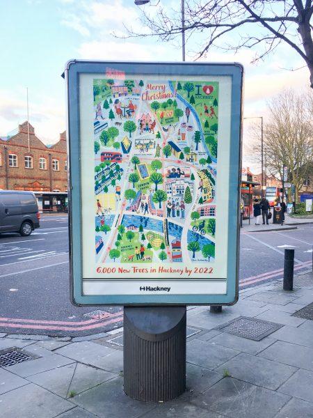 Hackney Map for Hackney Council