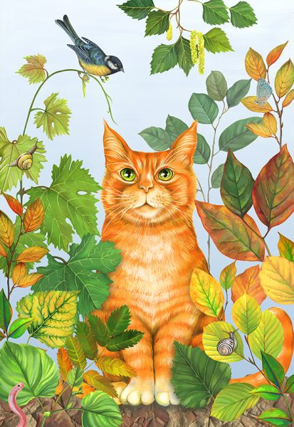 Libbi_King_spring_cat