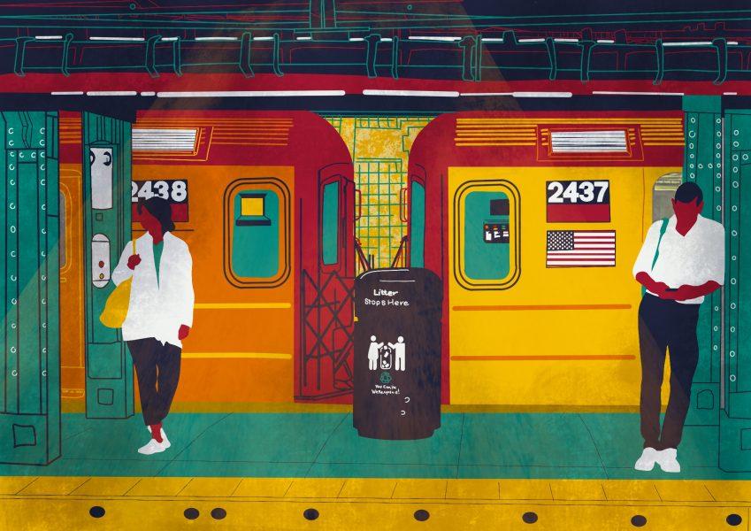New York Metro Line