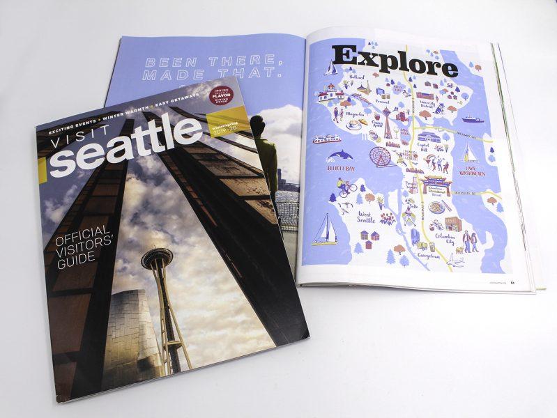 Visit Seattle Magazine
