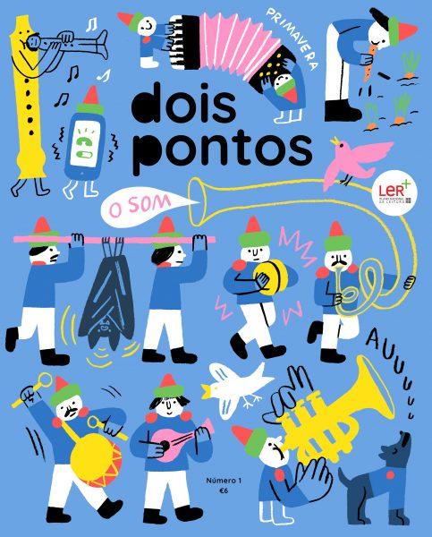 Cover Dois Pontos