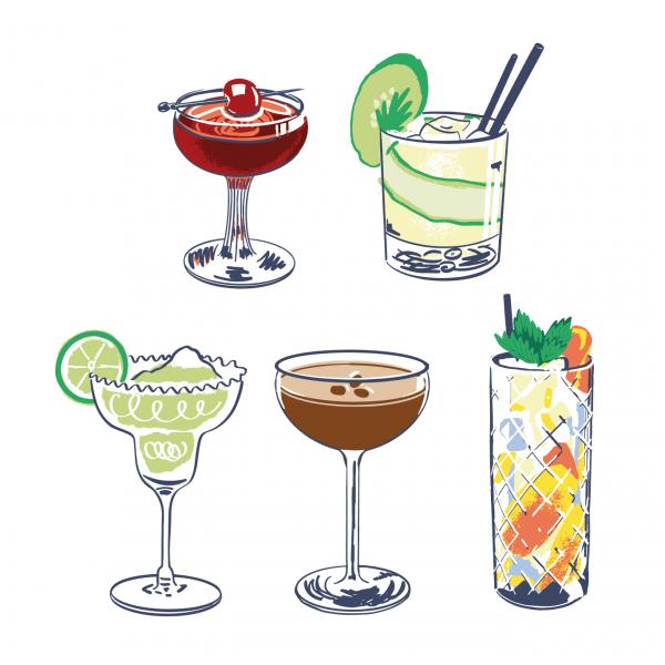 Cocktails for Bristol City Centre BID