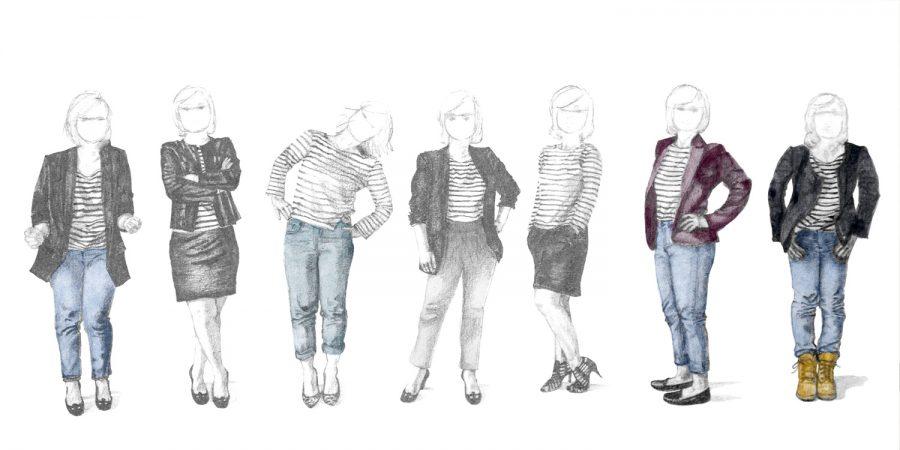 7 Ways to Wear a Breton Shirt