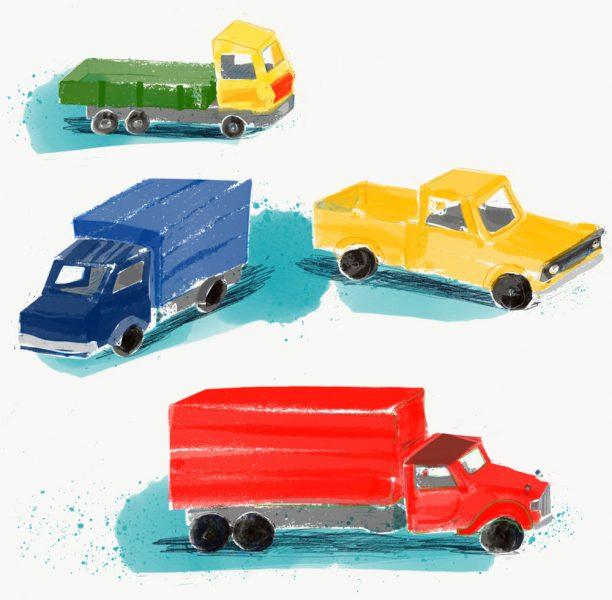 AStallard_Toy-trucks_web