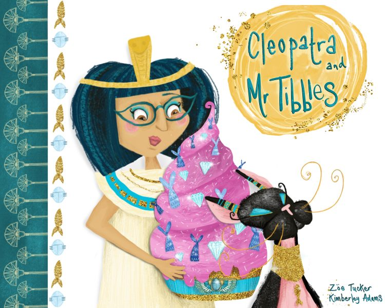 Cleopatra and Mr Tibbles Book Cover