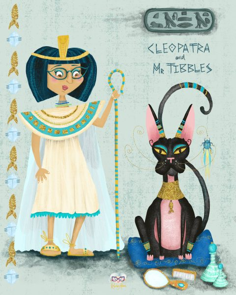 Cleopatra and Mr Tibles