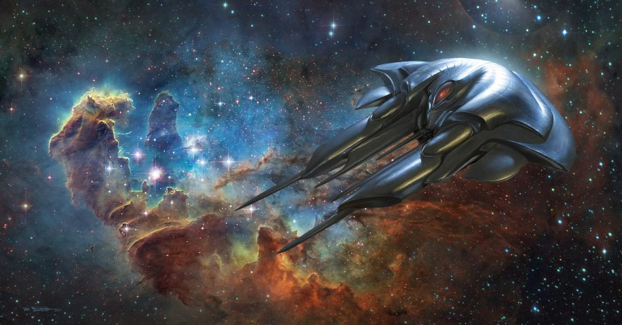 Deep Space Probe