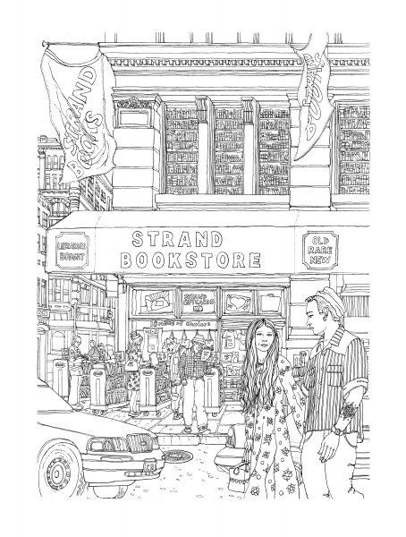 Strand Bookstore, New York