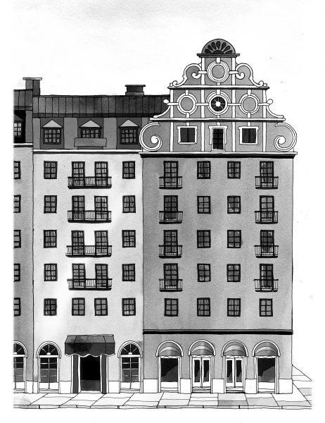 Buildings, Stockholm