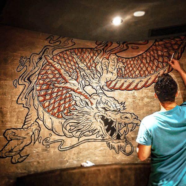 'Nine Dragons'