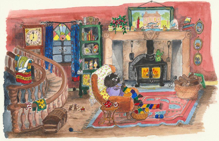 Bettina's cottage