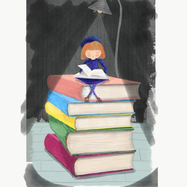 BookishGirl_SarahShore_AOIFolio