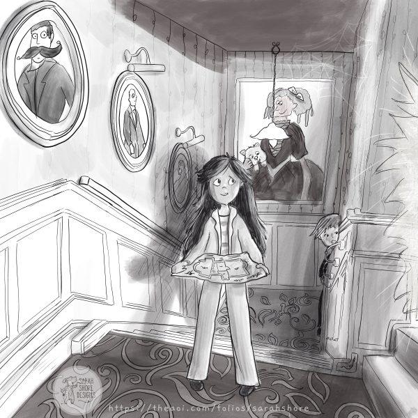 HauntedStaircase_SarahShore_AOIFolio