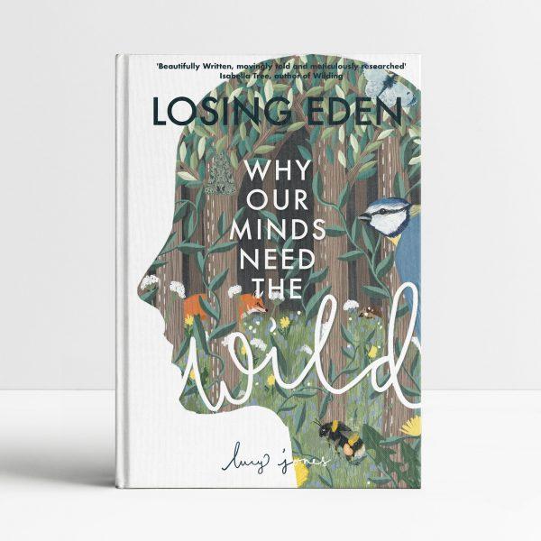 Losing Eden Reimagined Book Cover