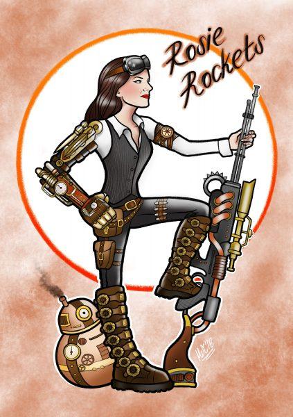 Rosie Rockets