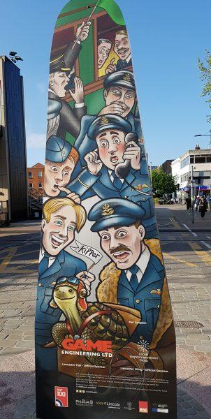 'Skipper' - RAF 100 Voices Trail