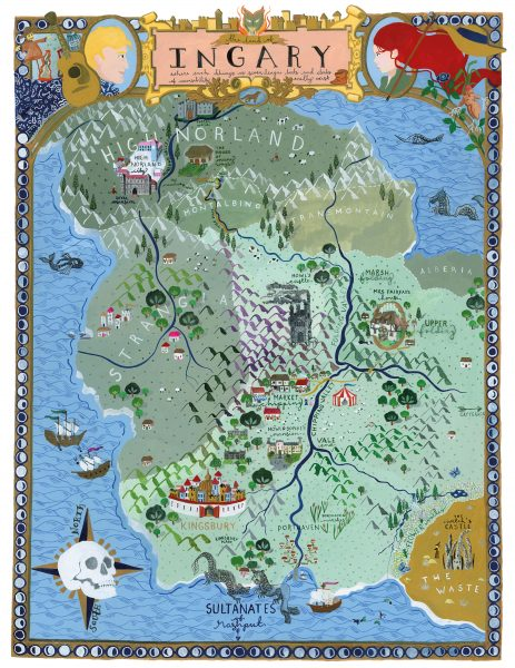 The Land of Ingary