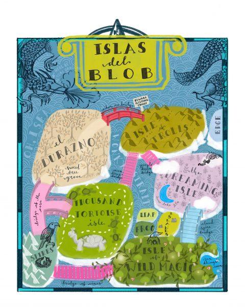 Islas Del Blob