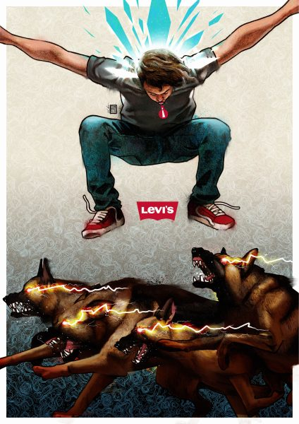 Levi's Ahead of the Pack
