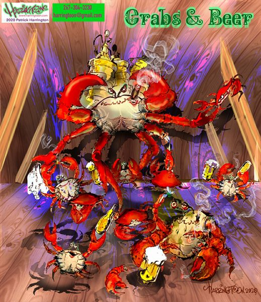 Crabs-n-Beer