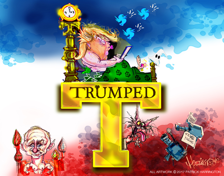Trumped- the game