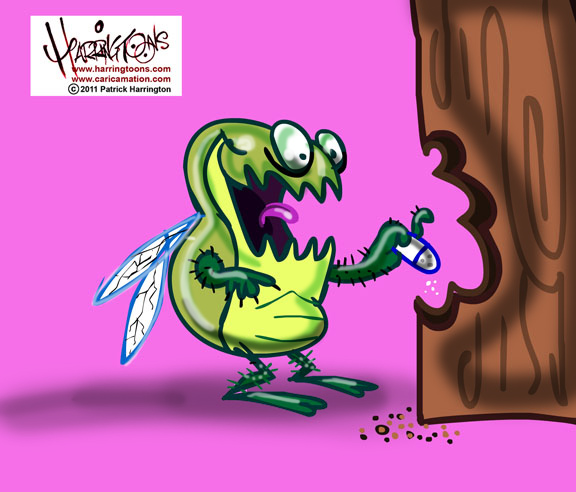 Needs Salt-Hungry Termite