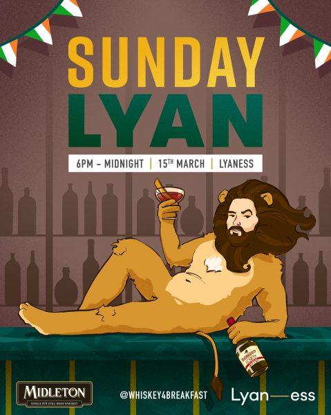 Pernod Ricard's Sunday Lyan