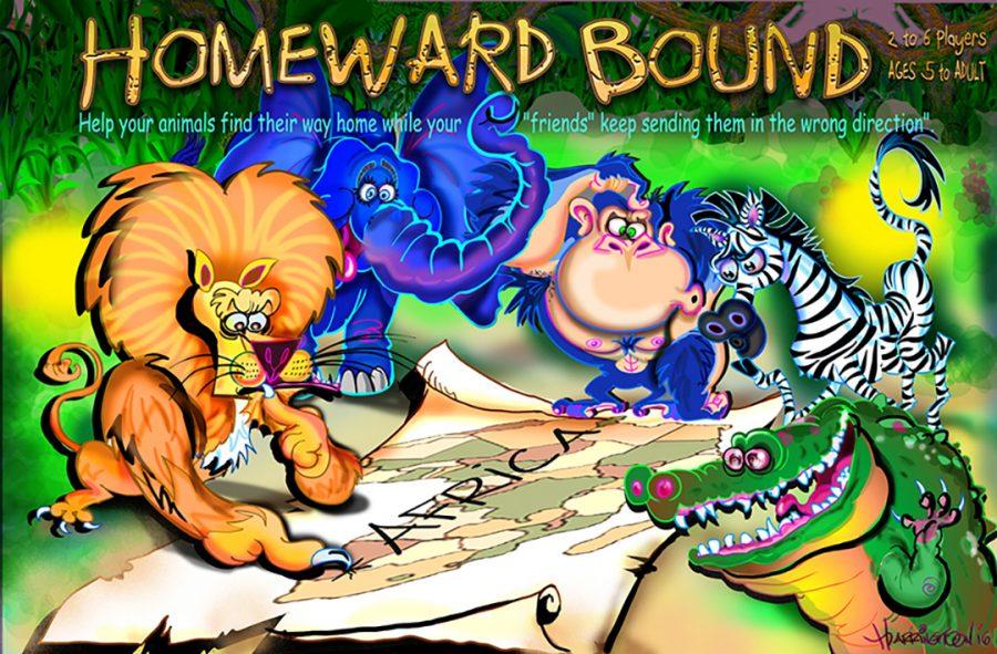 gameboard-cartoon-alligator-gorilla-kidlit