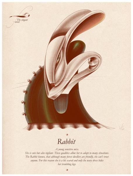 11_The-elegant-forest-RABBIT