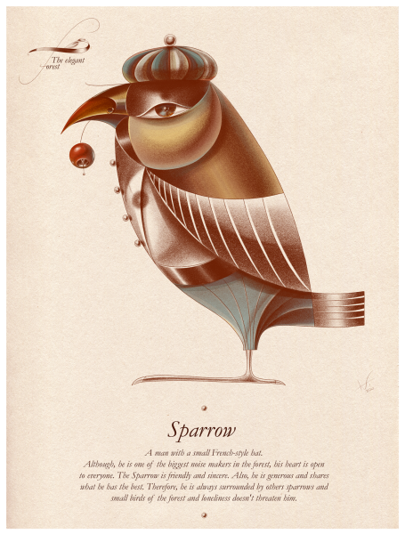 12_The-elegant-forest-SPARROW