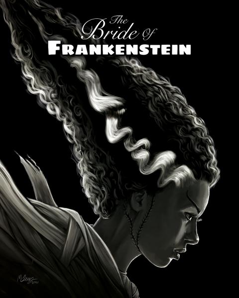 The Bride of Frankenstien