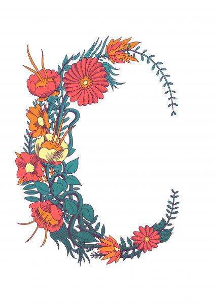 C Of Flowers