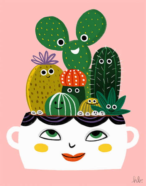 CactusHead