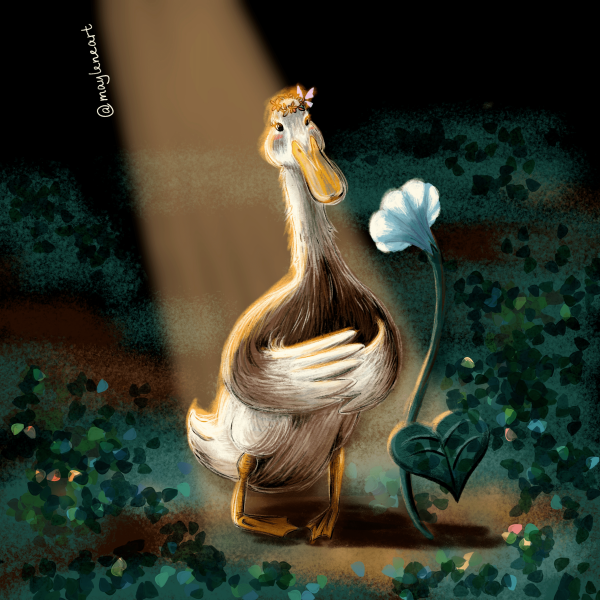 Singing Duckling