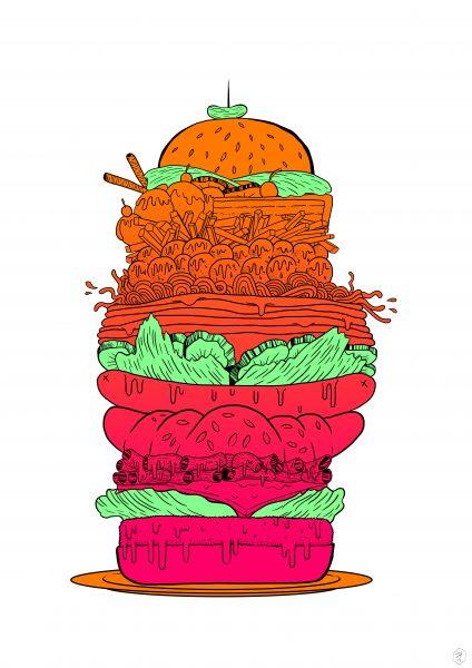 Holiday Burger