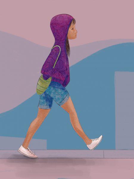 Hoodie_Girl_Walking