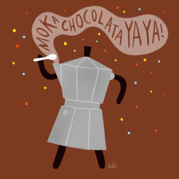Moka Chocolata