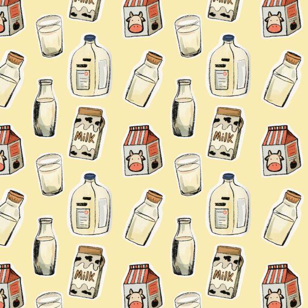 Pattern_Milk