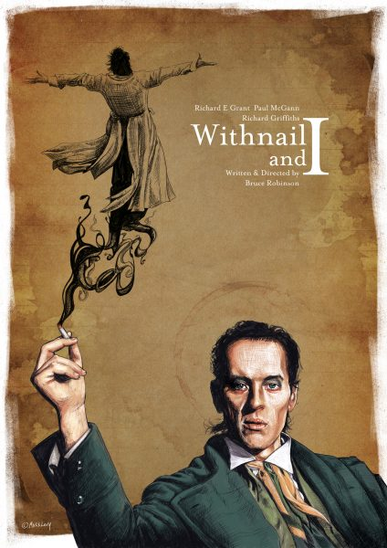 Withnail and I Alternative Movie Poster
