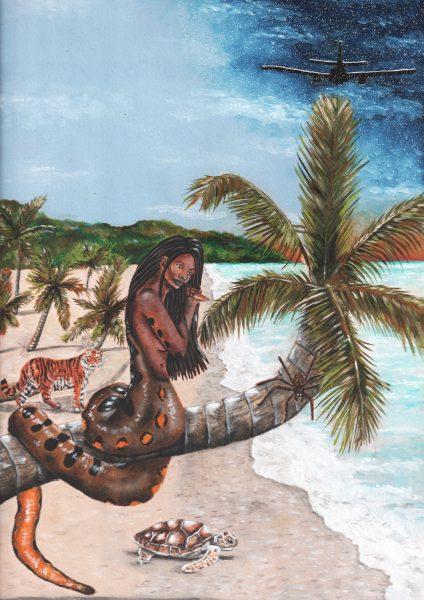 Cover Carribean Folktales